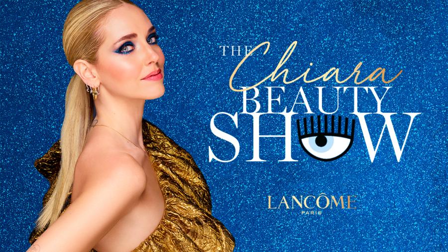Live commerce Livescale Lancome Chiara Ferragni